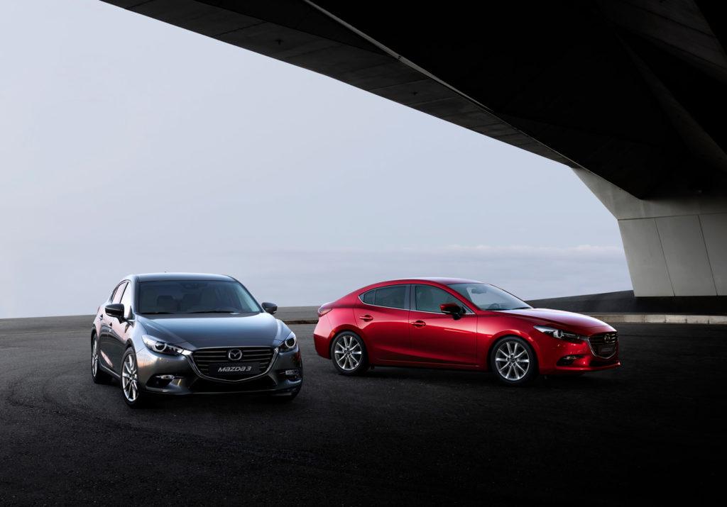 Mazda Kampanjer